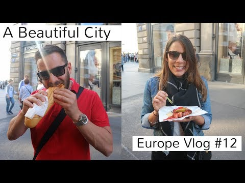 Europe Travel Vlog #12: A Beautiful City, Vienna