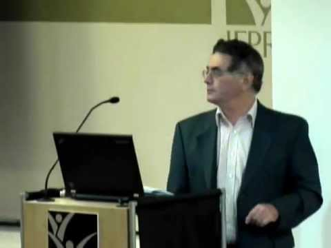 Why Poverty Persists Seminar - May 30, 2012 - Bob Baulch