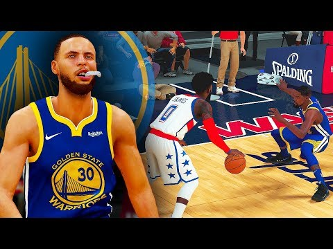 GOLDEN STATE WARRIORS RUINED MY CAREER! 2K WHY YOU DO THIS? NBA 2K19 MyCAREER