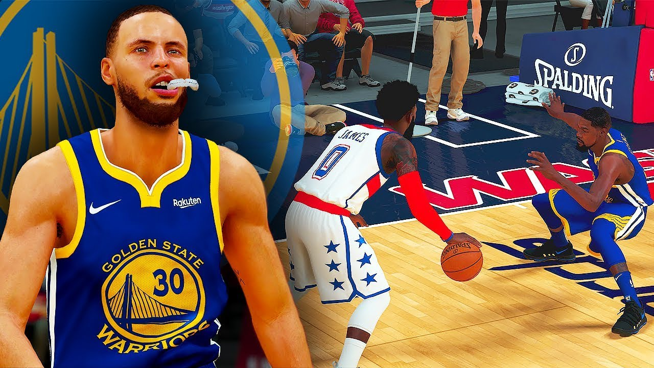 5d097bed GOLDEN STATE WARRIORS RUINED MY CAREER! 2K WHY YOU DO THIS? NBA 2K19 ...