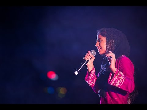 Sonita Alizadeh Performance | Skoll World Forum 2016