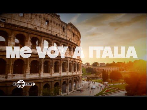 Me Voy A Italia Youtube
