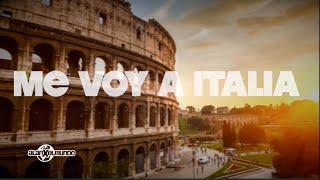 Me voy a Italia!