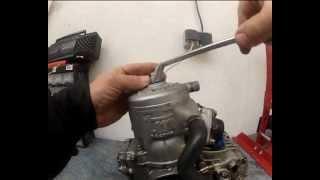 STEP1 shifter karting engine / moteur de karting a boite de vitesse /How It's Made Racing Karts