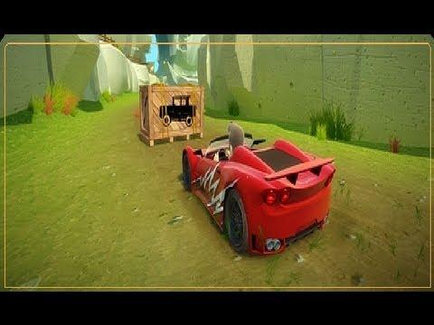 Joy Ride Turbo All Car Parts Cannon Crossover Youtube