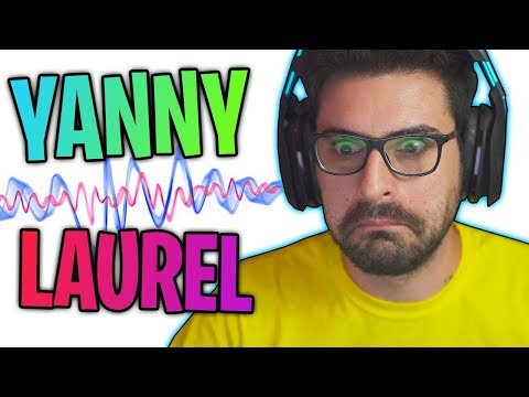 """SENTI """"YANNY"""" O """"LAUREL""""?"""