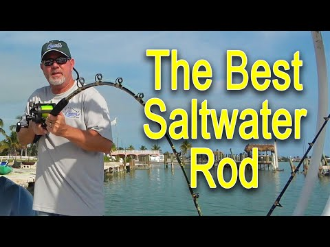 The Best Saltwater Rod You Can Buy!