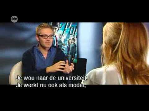 Interviews with Emma, Dan and Rupert HP6
