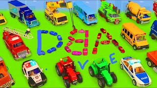 MILITARY GUNS TOYs & EQUIPMENT !!! 🚖🚒TOY FOR KIDS-BOX TO TOYS !!