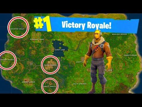 new fortnite map - nuketown fortnite map