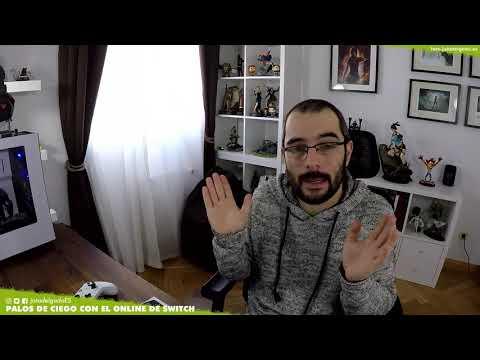 PALOS DE CIEGO CON EL ONLINE DE NINTENDO SWITCH | Jota Delgado