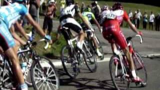 Le tour de France 2009_ aux alentours de Bourmont