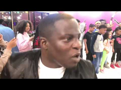 LOL! Famous Amos vs Ghetto Spider vs  Ladia Yates & L.Y.E Academy #FreestyleFridays
