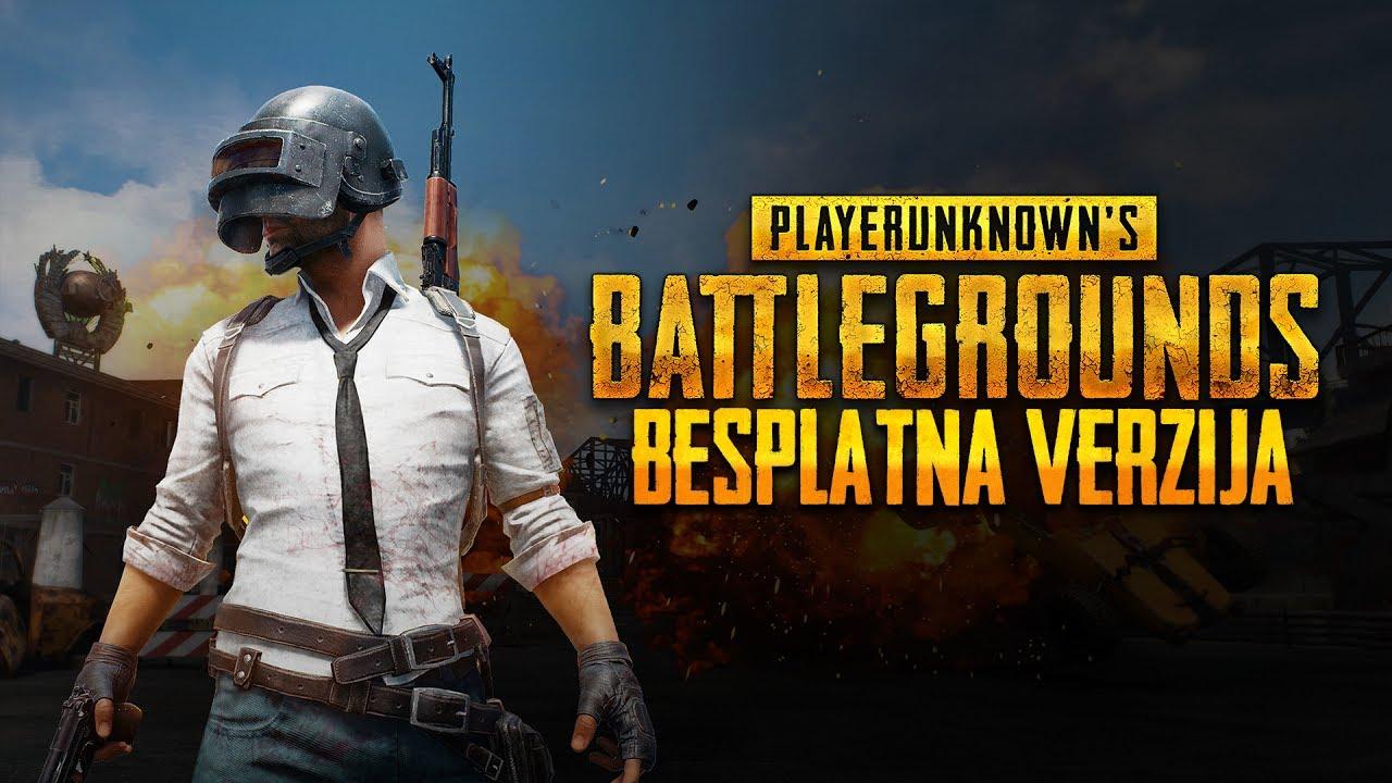 Igra Kao PUBG Besplatan PLAYERUNKNOWNs BATTLEGROUNDS