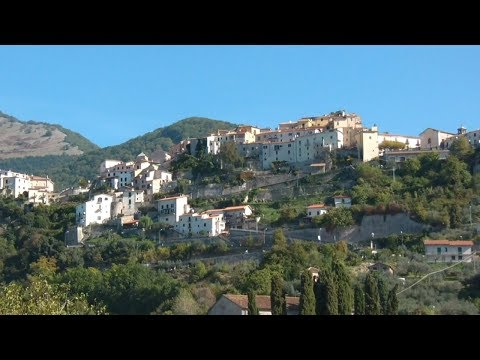 Picinisco, Undiscovered Borgo In Italy