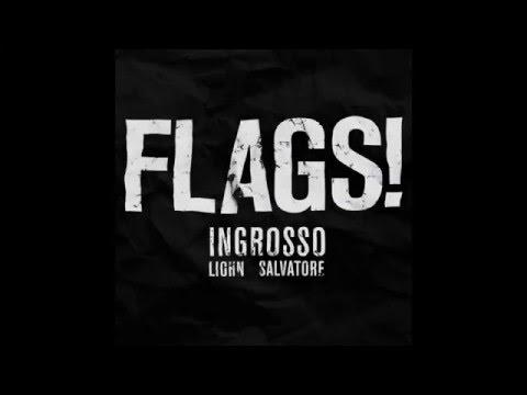 INGROSSO, LIOHN & SALVATORE GANACCI - FLAGS!