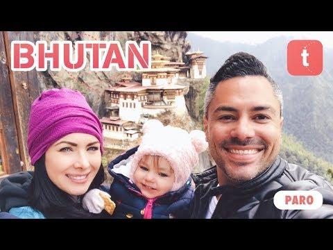 PARO • BHUTAN — TRAVELBOOK Family ♥ Family Trip, Recommendations & Travel Guide in 2018