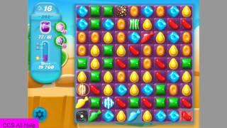 Candy Crush Soda Saga level 392 No Boosters