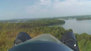 SMITH MOUNTAIN LAKE SEPT 5 PIETENPOL FLIGHT