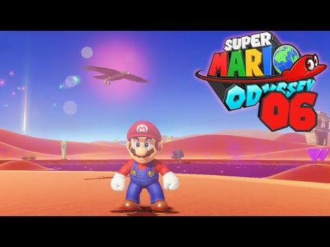 WO IST DIESER VOGEL?! | Super Mario Odyssey #06