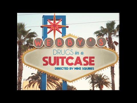 Смотреть клип Chris Webby - Drugs In A Suitcase