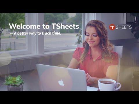 tsheets-time-tracker