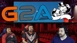 The G2A Scandal Bribery, Shady Tactics & Hurting Indie Devs!