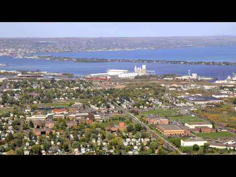 University of Wisconsin-Superior | Campus Aerials