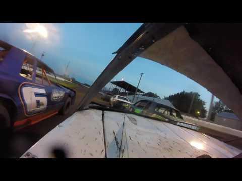 Fiesta City Speedway Pure Stock Feature 7-21-17