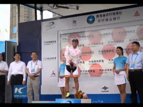 2015 Tour of Qinghai Lake-Gavazzi triumphs on 8th stage