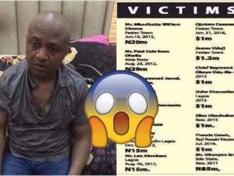 Thumbnail: LIST of Evans the kidnapper's 19 victims, ransom they paid