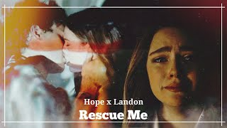 Download Hope x Landon / Rescue Mp3 and Videos