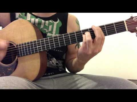 Ghost: Guitar Lesson - Ghuleh/Zombie Queen (Acoustic)