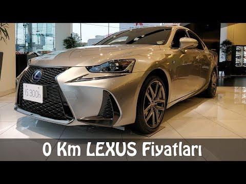 Lexus Servisi ve 0 km Lexus Fiyatları | Japonya | Japonic
