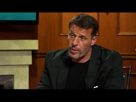 Tony Robbins on First Book in 20 Years, Advising World Leaders & Motivational Speaking