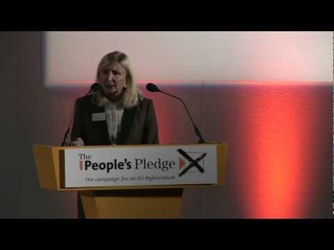 Marta Andreasen MEP, People