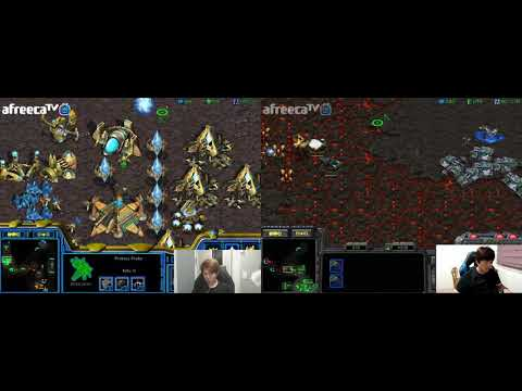[EPIC] (1) Bisu vs Flash PvT @ Outsider [2017-08-23] [SC:R]