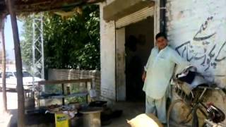 View Kalu Khan (Swabi)  with pashto song-Sumra Bewasa musafir