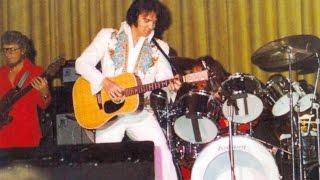 Elvis Presley - Steamroller Blues (March 28, 1977) | Final Live Version