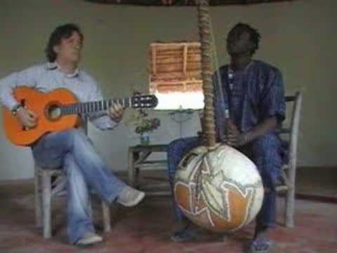 TONI XUCLÀ & SOLO KOUYATÉ (guitar & kora) - Mari Sadjo