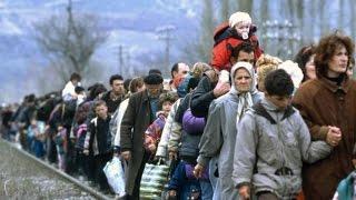 Около миллиона беженцев с Украины приняла Россия за прошлый год 2015 06 01