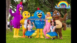 Show Infantil de la Gallina Pintadita / Chiquilandia Producciones