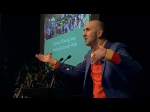 Gilbert Rochecouste - The Art Of Creating Great Inclusive & Accessible Places