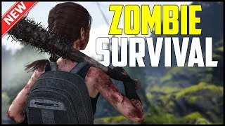 Jaws of Extinction - Zombie Survival! - Part 1: Get off the Island! (Demo)