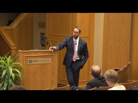 George P. Smith Lecture – I Glenn Cohen