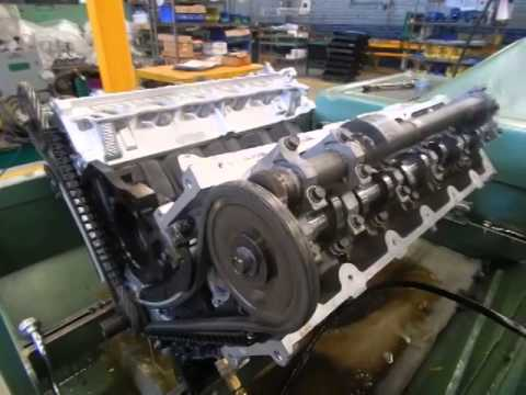 Prueba Motor Ford Triton V10 Pm004971 Youtube