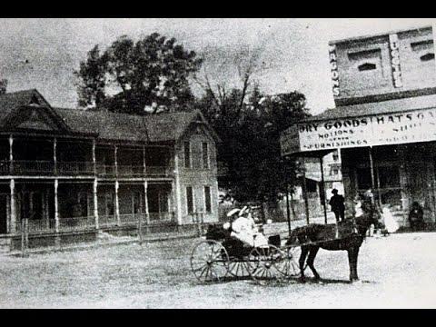 Plummerville, Arkansas (sample historical video)