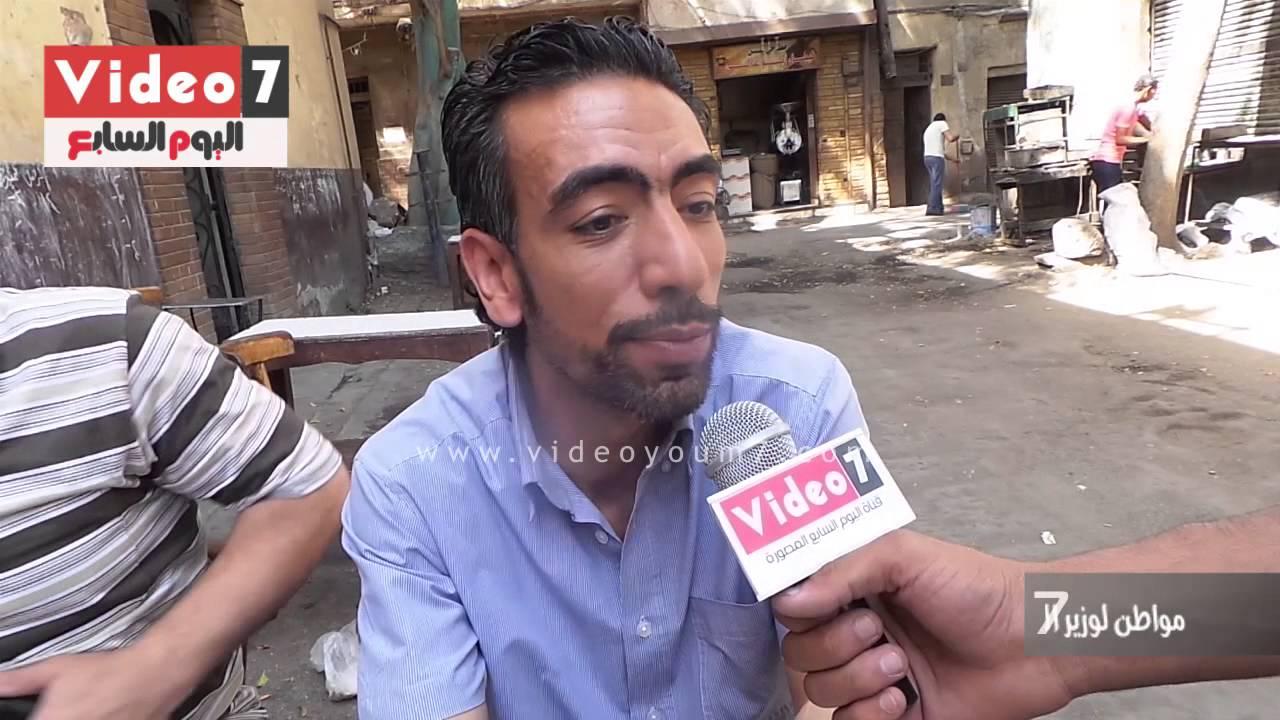 اليوم السابع : بالفيديو .. مواطن لوزير الداخلية: