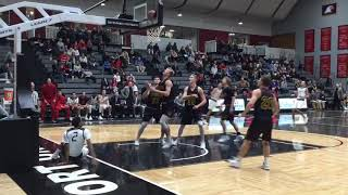 Men's Basketball Game Highlights