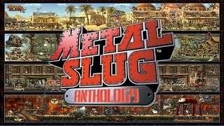Metal Slug Anthology - Metal Slug 2 (Nintendo Wii) CO-OP